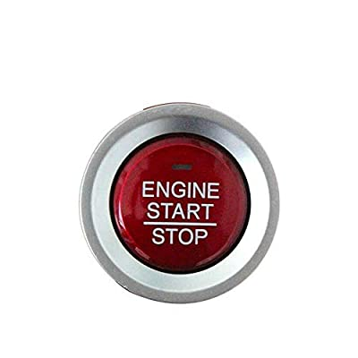 Engine Key Start Stop Push Button Switch For Honda FIT City 2015-19 (35881T5HH41): Automotive