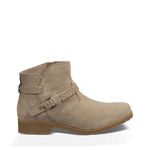 1f7cb2687a55b9 Teva Women s Delavina Suede Ankle Boot - Import It All