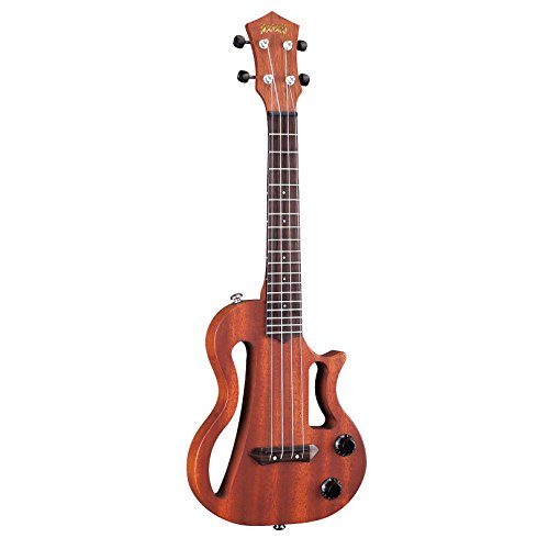 Electric ukulele MAHALO EUK-200 electronic musical instrument International Version by Mahalo