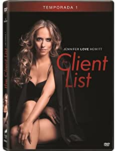 The Client List - Temporada 1 [DVD]
