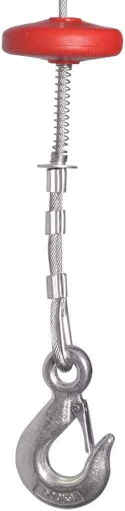 Entrep/ôts ou Garages yorten Palan /Électrique Treuil /Électrique 1300 W 500//999 kg avec T/él/écommande 43 x 16,5 x 25 cm pour Ateliers