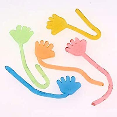 U.S. Toy Mini Stickies - Hand: Toys & Games