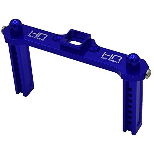 - Hot Racing RVO3206 Blue Aluminum Rear Body Mount