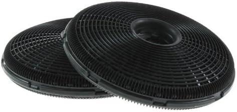 De Dietrich HW8629E1 para campana extractora filtro De carbono unidades 2: Amazon.es: Hogar