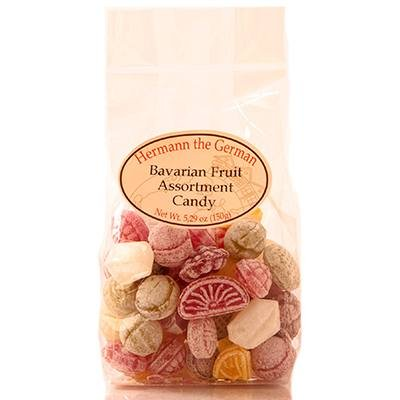 Bavarian Fruit Assortment Candies by Hermann the German (5.29 ounce)