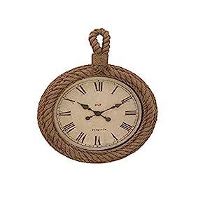41XJaubw66L._SS300_ Nautical Themed Clocks