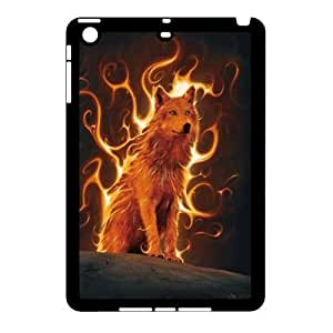 Clzpg Durable Ipad Mini Case - Fire diy case cover