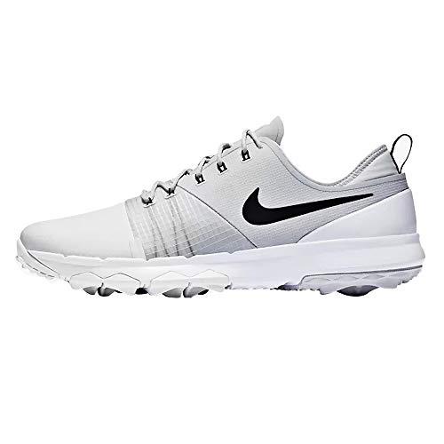 Nike FI Impact 3 Golf Shoes 2018 Anthracite/White Black Wolf Gray Medium 8
