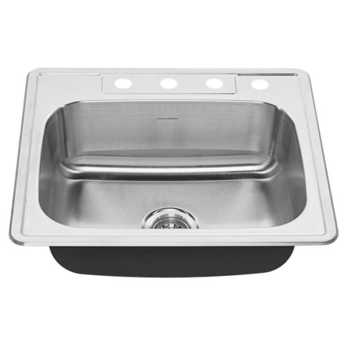 Ss Sink 4 Hole - 5