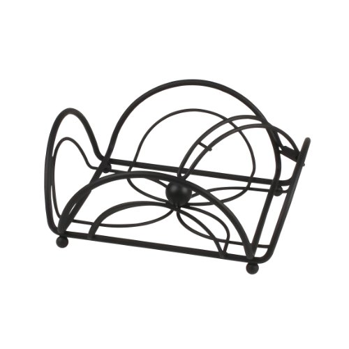 Spectrum Diversified Flower Flat Napkin Holder