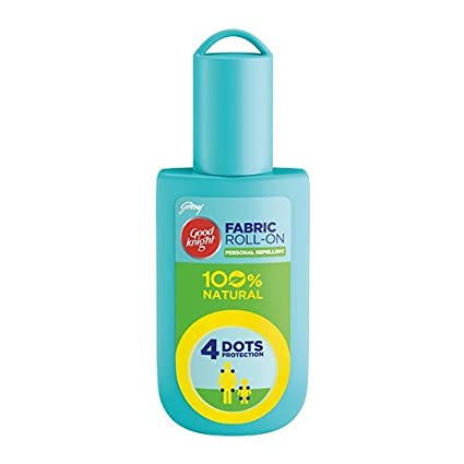 Good knight Fabric Roll-On Personal Mosquito Repellent 8ml