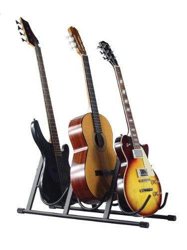 guardian multiple guitar stand three guitars guitar buy online free. Black Bedroom Furniture Sets. Home Design Ideas