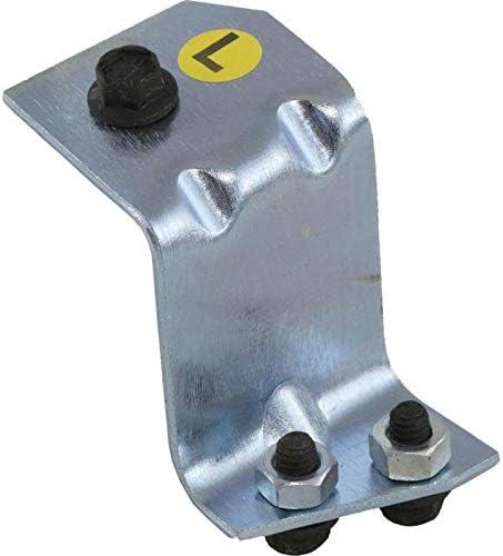 Corvette Power Window Regulator Motor Bracket Left Ecklers Premier Quality Products 25-106929