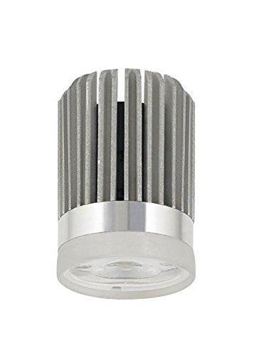 Tech Lighting 351LEDBIPN927 Soraa – 8W 2700K Replacement Lamp, Polished Nickel Finish