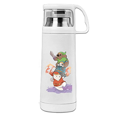 HAULKOO We Bare Bears14 Stainless Steel Bottle Cup