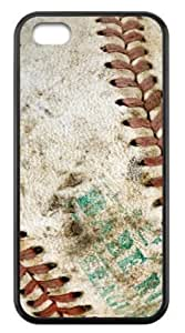 Baseball Theme Hard Durable Back Case Protective For Your iphone 5cC Skin