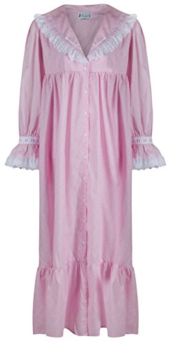 Amelia Victorian Nightgown Pockets Butterfly product image