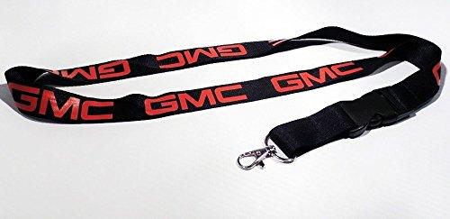 2002 Lanyard - GMC Lanyard Red and Black Lanyard High Quality