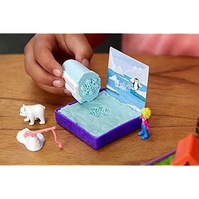 Polly Pocket SURP SND DRMA 2 PK Assortment: Toys & Games