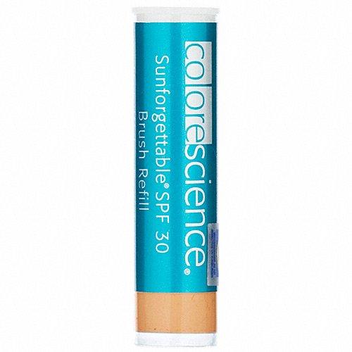 Colorescience Pro Sunforgettable SPF 30 Pinceau Poudre Recharge - Tan Matte 6g