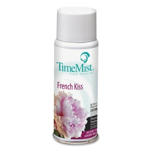 Wholesale CASE of 25 - Waterbury Time Mist Dispenser Scented Refills-Micro Timemist Refill, 2 oz, French Fragrance by WTB