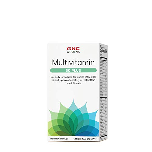 GNC Women's Multivitamin 50 Plus