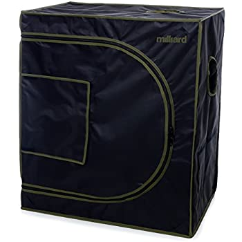 MILLIARD Horticulture D-Door 30  x 18  x 36  100% Reflective Mylar Hydroponic Grow Tent with Window Great for Indoor Planting and Early Seedling Starters  sc 1 st  Amazon.com & Amazon.com : 24