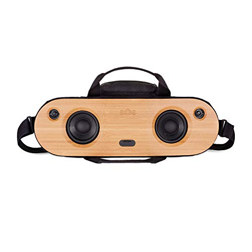 House of Marley Bag of Riddim Wireless Portable Bluetooth -