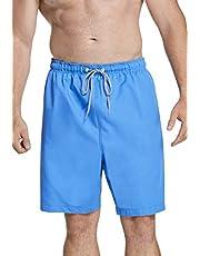 Speedo Mens Swim Trunk Big and Tall Redondo