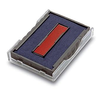 1 St/ück einfarbig Trodat 6//4924 Stempelkissen Austauschkissen Ersatzkissen f/ür Printy 4924 Blau 4940 4724 und 4740