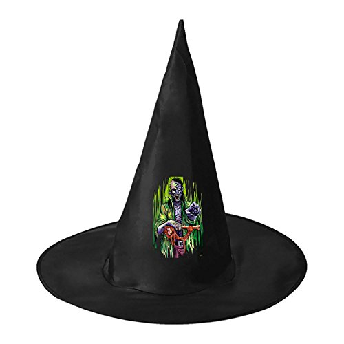 Costumes Beards Dudes With For (Halloween Witch Wizard Hat With New Style Cycling Zombies Costume Accessory)