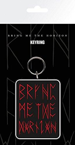 7 rojo The X cm Me Horizon Bring Logo 15 Keyring 58Xp0qnw