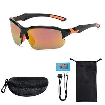 DKMMDWSSD Gafas de Sol de Bicicleta fotocromáticas Gafas de ...