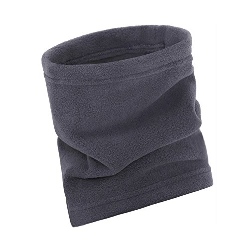 SBParts Multifunctional Outdoor Warm Unisex Fleece Sports Neckwear Winter Snood Scarf Ski Wear by SBParts (Image #4)