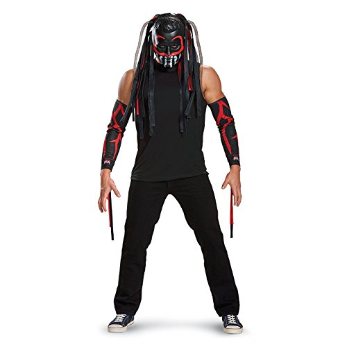 Disguise Men's Finn Balor Adult WWE Costume Kit, Multi, One Size