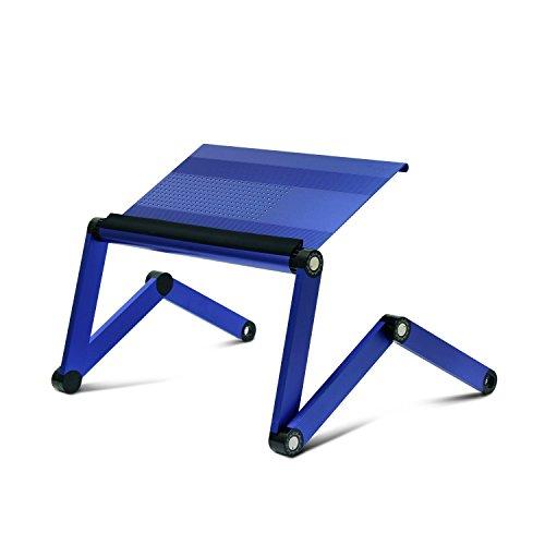 Furinno A6 Blue Ergonomics Adjustable Multi functional