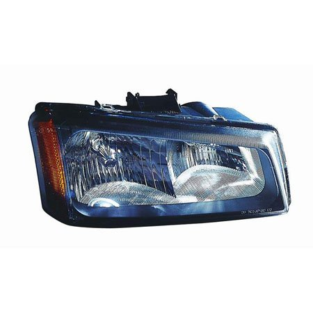 CarLights360: Fits 2007 CHEVROLET SILVERADO 2500 HD CLASSIC Head Light Assembly Passenger Side w/Bulbs - (CAPA Certified) Replacement for GM2503257