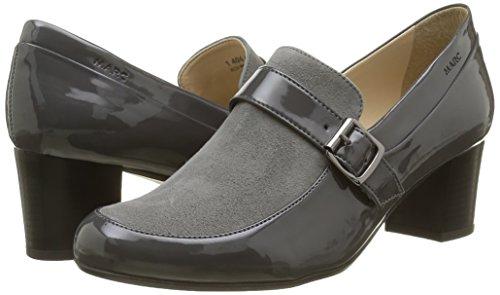 grey Zapatos 00159 Gris De 40442 Shoes Tacón Marc Mujer 7Hq0aPn