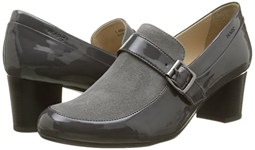 Mujer grey Marc Tacón Zapatos De Gris 00159 Shoes 40442 paanPOXH