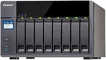 QNAP TS-831X Ethernet Torre Negro NAS - Unidad Raid (Unidad de ...