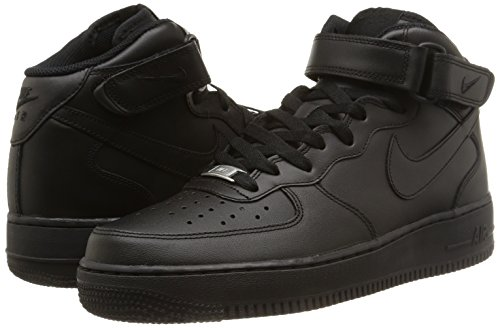 Nike Air Force Schwarz Damen