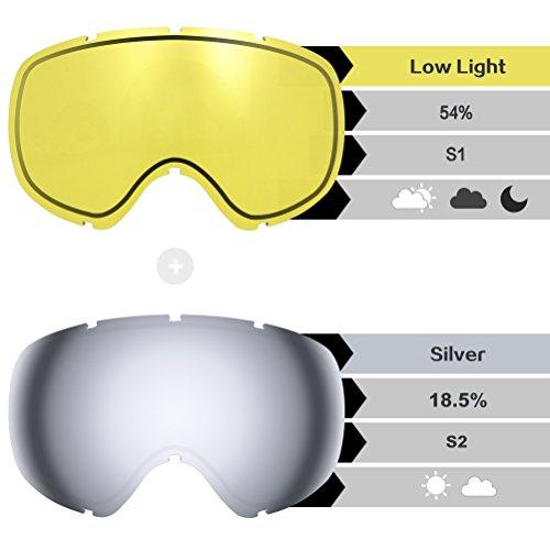 Buy snowboard goggle
