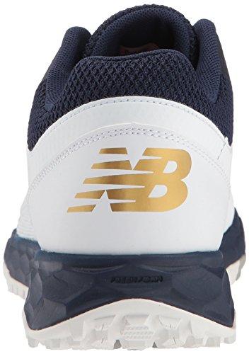 Velo New V1 Blu navy Donna Balance Eu white Turf D 36 5FFxqw7r