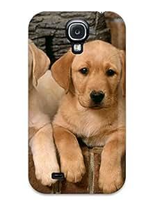 Galaxy S4 Case Bumper Tpu Skin Cover For Labrador Retriever Puppies Accessories