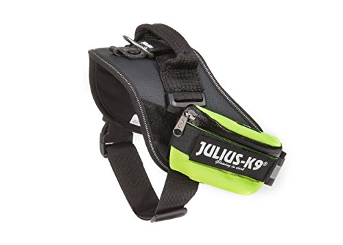 [해외]Julius-K9 1621IDC-NE-K IDC 유니버설 사이드 가방 Pair, Mini, Neon/Julius-K9 1621IDC-NE-K IDC Universal side bags Pair, Mini, Neon