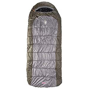 Coleman Big Basin 15 Big and Tall Adult Sleeping Bag