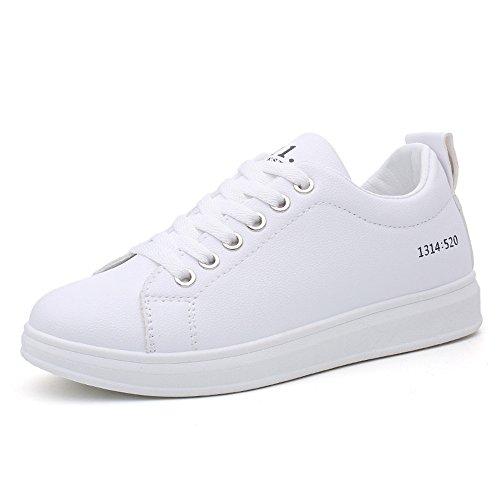 スニーカー スポーツスニーカー ランニングシューズ ウォーキング ジョギング 運動靴 レディ ース カジュアル ローカット 軽量 通気 通勤 通学靴 PUレザー 女性 靴 おしゃれ