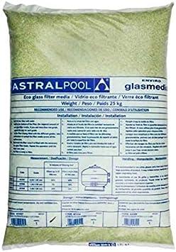 Astralpool - Lecho Filtrante Vítreo 3,0-7,0 Mm