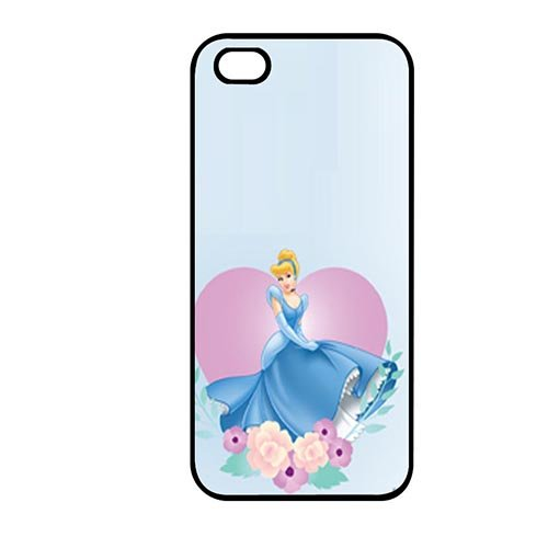 Coque,Phone Case Covers Cute Coque iphone SE & Coque iphone 5 & Coque iphone 5S Hard Casing(Cinderella Ball Gown Wedding Dresses)