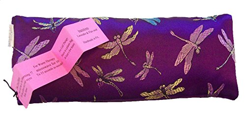 Flax Eye Pillow (Flax Seed Eye Pillow with Lavender Buds)